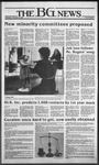 The BG News December 12, 1984