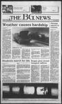 The BG News January 22, 1985