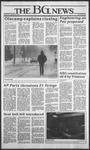 The BG News January 23, 1985