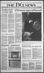 The BG News January 24, 1985