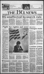 The BG News January 25, 1985