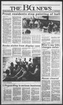 The BG News January 30, 1985