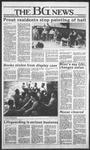 The BG News January 30, 1985