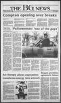 The BG News February 7, 1985