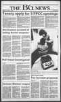 The BG News February 13, 1985