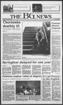 The BG News February 22, 1985