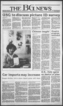 The BG News March 6, 1985