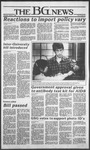 The BG News March 7, 1985