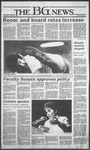 The BG News March 20, 1985