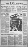 The BG News March 21, 1985