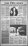The BG News March 27, 1985