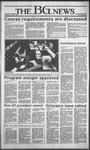 The BG News April 3, 1985