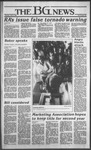 The BG News April 4, 1985