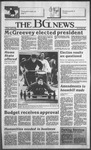 The BG News April 5, 1985