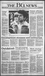 The BG News April 11, 1985