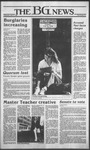 The BG News April 17, 1985