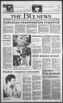 The BG News April 19, 1985