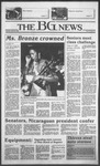 The BG News April 23, 1985