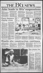 The BG News April 24, 1985