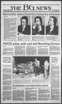 The BG News April 25, 1985