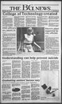 The BG News May 1, 1985