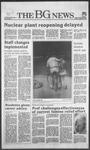 The BG News August 30, 1985