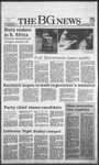 The BG News September 4, 1985