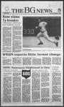 The BG News September 12, 1985