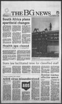 The BG News September 13, 1985