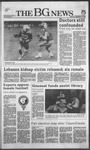 The BG News September 19, 1985