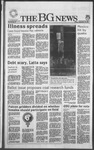 The BG News September 20, 1985