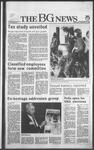 The BG News September 25, 1985