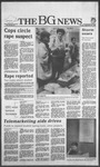 The BG News September 27, 1985