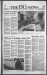 The BG News October 3, 1985