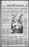 The BG News October 8, 1985