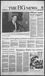 The BG News October 11, 1985