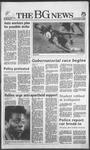 The BG News October 15, 1985