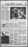 The BG News October 22, 1985