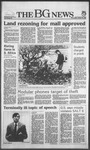 The BG News October 23, 1985
