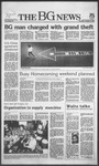 The BG News October 24, 1985