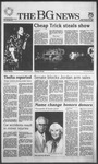 The BG News October 25, 1985