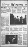 The BG News October 29, 1985