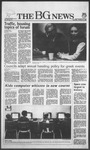 The BG News October 31, 1985