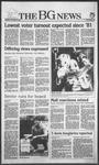 The BG News November 5, 1985