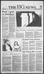 The BG News November 6, 1985
