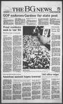The BG News November 7, 1985