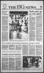 The BG News November 8, 1985
