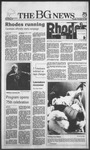 The BG News November 12, 1985