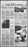 The BG News November 12, 1985
