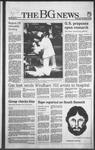The BG News November 13, 1985